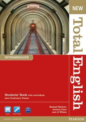 NEW TOTAL ENGLISH INTERMEDIATE STUDENT´S BOOK