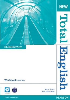 NEW TOTAL ENGLISH ELEMENTARY WORKBOOK WITH KEY