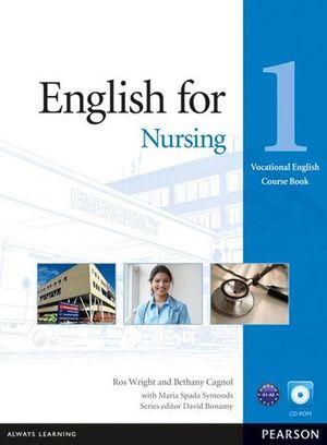 ENGLISH FOR NURSING 1 COURSE BOOK