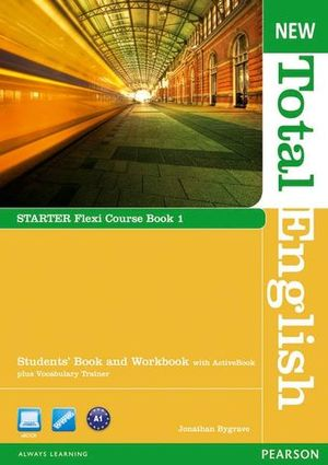 NEW TOTAL ENGLISH STARTER FLEXI SB + WB  W/K