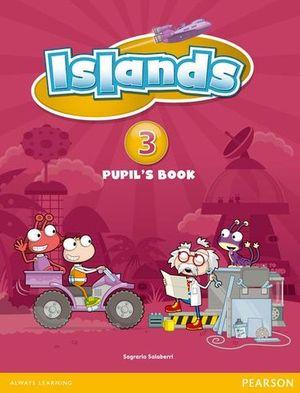 ISLANDS 3 PUPIL´S BOOK