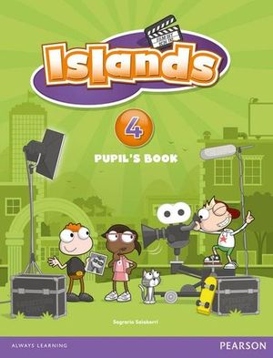 ISLANDS 4 PUPIL´S BOOK