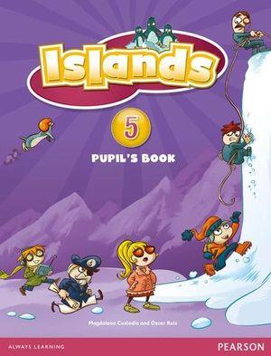 ISLAND 5 PUPIL´S BOOK