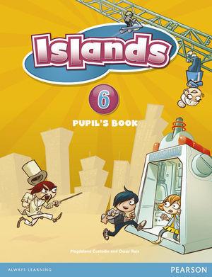 ISLANDS 6 PUPIL´S BOOK