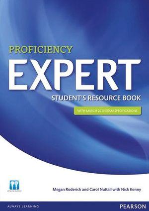 PROFICIENCY EXPERT STUDENT´S RESOURCE BOOK