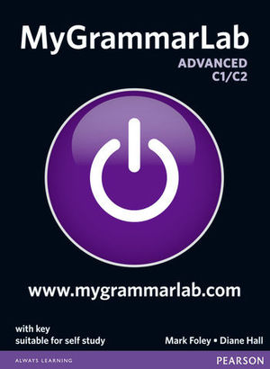 MY GRAMMAR LAB ADVANCED C1
