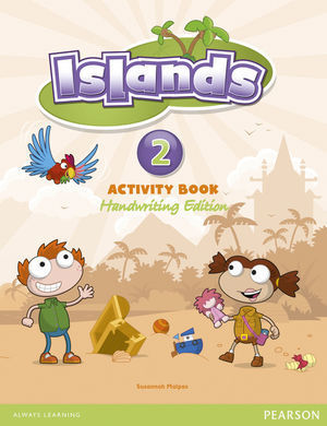ISLAND 2 ACTIVITY BOOK