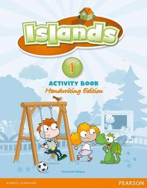 ISLANDS 1 ACTIVITY BOOK