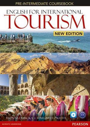 ENGLISH FOR INTERNATIONAL TOURISM PRE-INTERMEDIATE COURSE BOOK