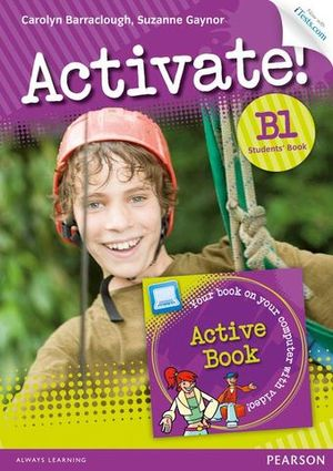 ACTIVATE! B1 STUDENT BOOK