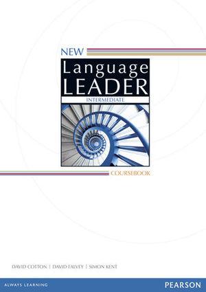 *nd* NEW LANGUAGE LEADER INTERMEDIATE COURSEBOOK
