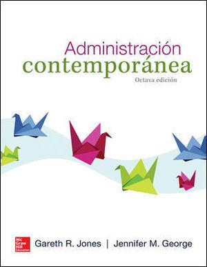 ADMINISTRACION CONTEMPORANEA 8ª ED. 2014