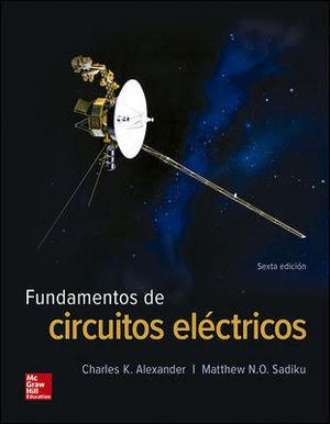FUNDAMENTOS DE CIRCUITOS ELECTRICOS  ED. 2018