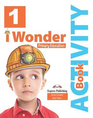 IWONDER 1 ACTIVITY BOOK