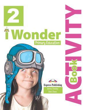 IWONDER 2 ACTIVITY BOOK