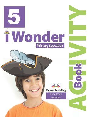 IWONDER 5 ACTIVITY BOOK