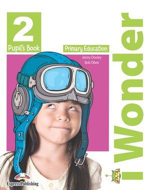 IWONDER 2 PUPIL'S BOOK