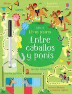 ENTRE CABALLOS Y PONIS.  LIBROS PIZARRA