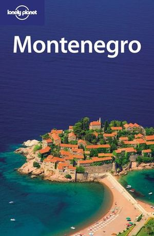 MONTENEGRO LONELY PLANET ED. 2009 ED. INGLESA