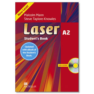 LASER A2 STUDENT´S BOOK 3ª ED.