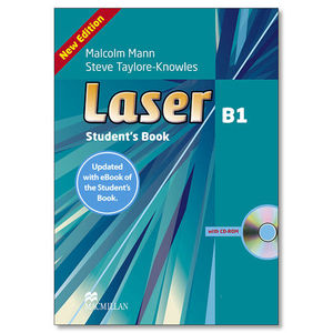 LASER B1 STUDENT´S BOOK NEW EDITION 2016