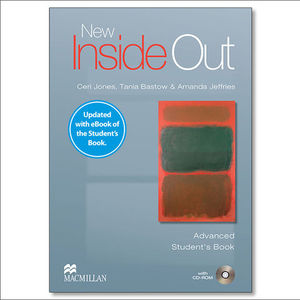 NEW INSIDE OUT ADVANCED STUDENT´S BOOK ED. 2016