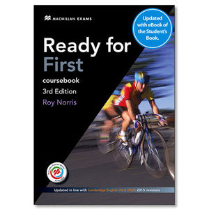 READY FOR FIRST COURSEBOOK 3ª ED. SIN RESPUESTAS