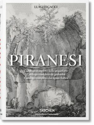 PIRANESI. THE COMPLETE ETCHINGS.