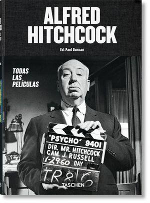 ALFRED HITCHCOCK. FILMOGRAFÍA COMPLETA.