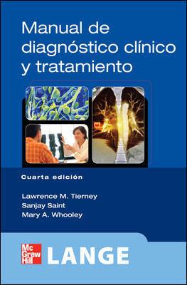 MANUAL DE DIAGNOSTICO CLINICO 4ª ED. 2011