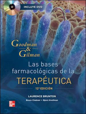 LAS BASES FARMACOLOGICAS DE LA TERAPEUTICA 12ª ED. 2012