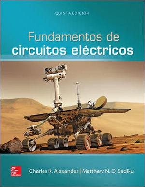 FUNDAMENTOS DE CIRCUITOS ELECTRICOS 5ª ED. 2013