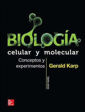 BIOLOGIA CELULAR Y MOLECULAR 7ª ED. 2014