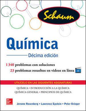 QUIMICA SCHAUM 10ª ED.