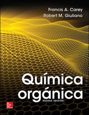 QUIMICA ORGANICA 9ª ED. 2014