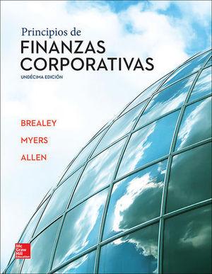 PRINCIPIOS DE FINANZAS CORPORATIVAS. 11 ED. 2020