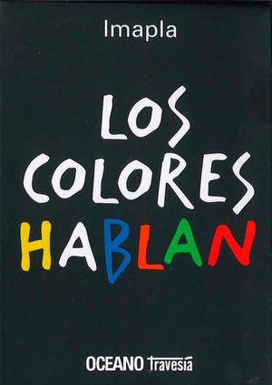 ESTUCHE  LOS COLORES HABLAN