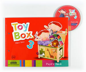 TOY BOX 3 PUPIL´S BOOK