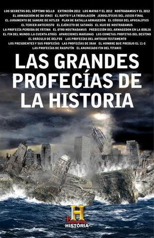 LAS GRANDES PROFECIAS DE LA HISTORIA
