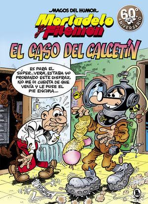 MORTADELO Y FILEMÓN. EL CASO DEL CALCETÍN