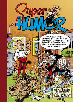 SUPER HUMOR Nº 13 MORTADELO Y FILEMON