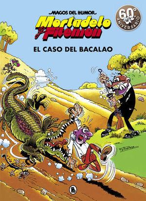 EL CASO DEL BACALAO  MORTADELO Y FILEMON