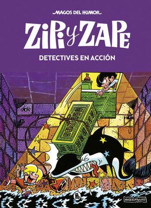 ZIPI Y ZAPE.  DETECTIVES EN ACCION