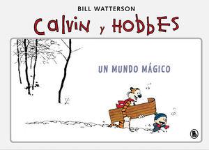 CALVIN Y HOBBES.  UN MUNDO MÁGICO