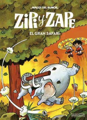 MAGOS DEL HUMOR ZIPI Y ZAPE. EL GRAN SAFARI