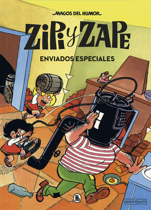 MAGOS DEL HUMOR ZIPI Y ZAPE. ENVIADOS ESPECIALES