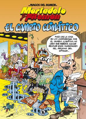 MAGOS DEL HUMOR 211.  EL CAMBIO CLIMÁTICO