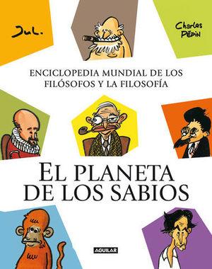 EL PLANETA DE LOS SABIOS