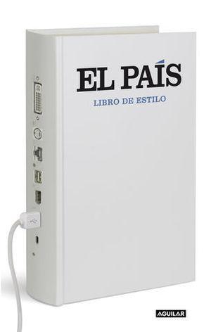 LIBRO DE ESTILO EL PAIS ED. 2014