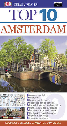 AMSTERDAM TOP 10 ED. 2016